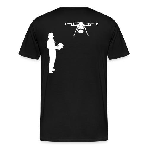 Operateur de drone - T-shirt Premium Homme