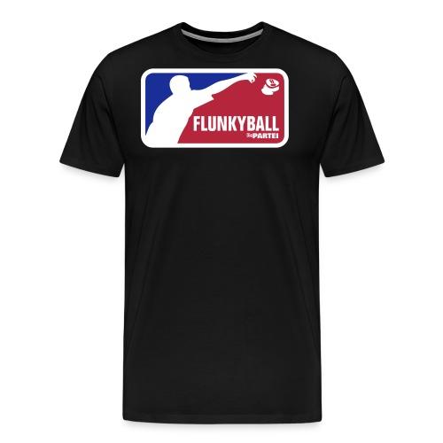 Flunkyball-new - Männer Premium T-Shirt
