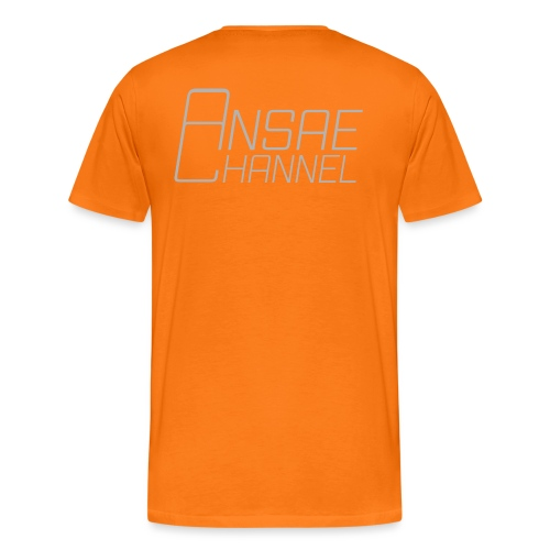 Ansae Channel - Premium-T-shirt herr