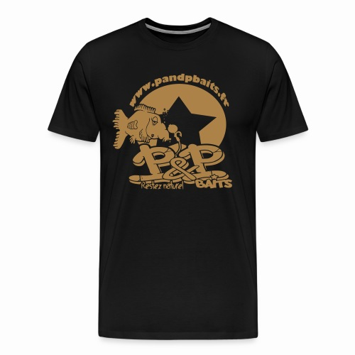 P&PBaits - T-shirt Premium Homme