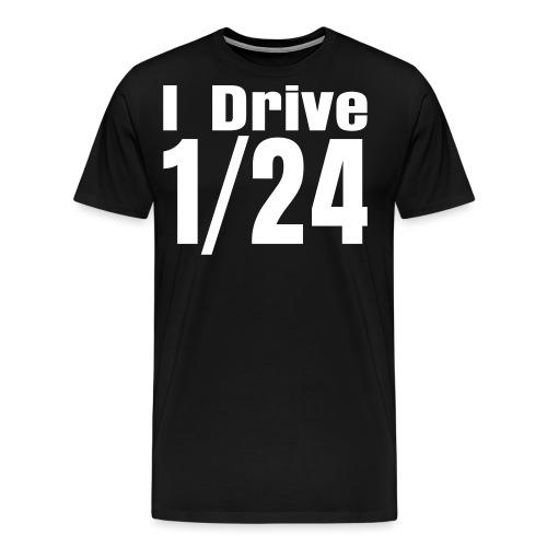 I Drive 1 24 - Männer Premium T-Shirt
