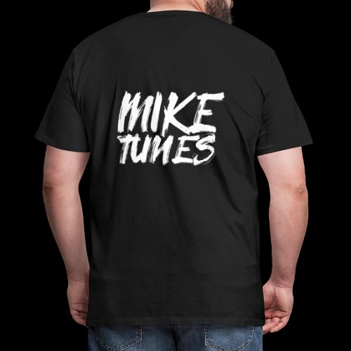 Mike Tunes painted - Männer Premium T-Shirt