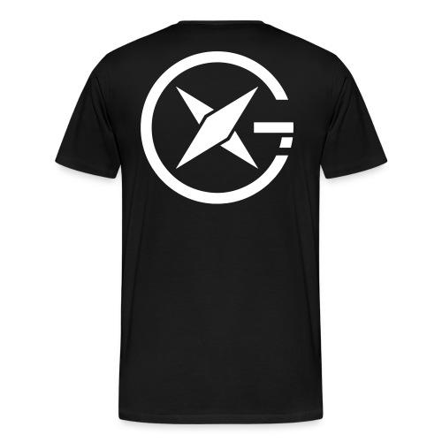 X-GENE - Premium-T-shirt herr