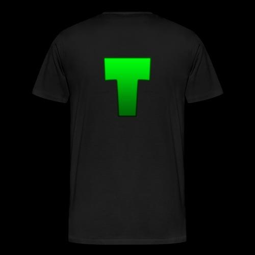 T merch - Maglietta Premium da uomo