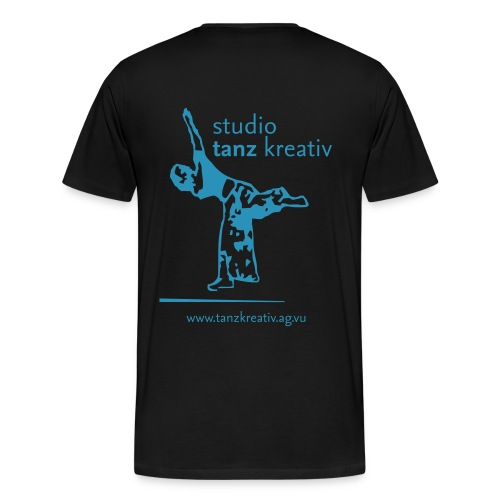 tanz kreativ www - Männer Premium T-Shirt
