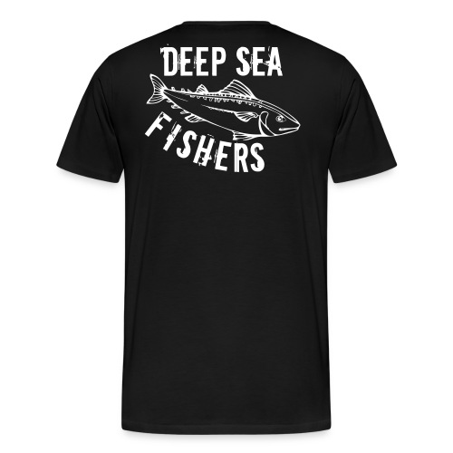 DSF - Miesten premium t-paita
