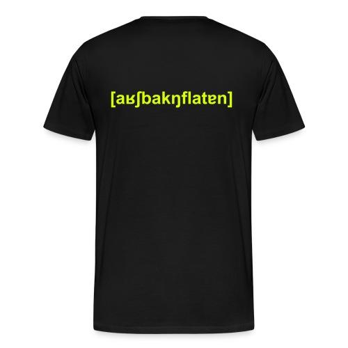 abf3 - Männer Premium T-Shirt