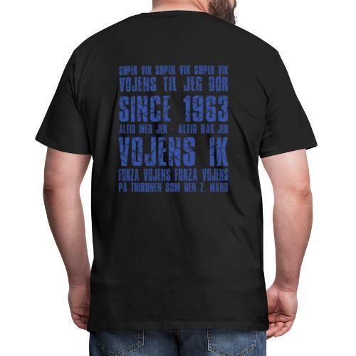 Forza Vojens - Herre premium T-shirt
