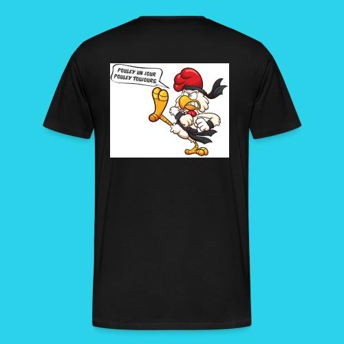 Les Pouleyyys - T-shirt Premium Homme
