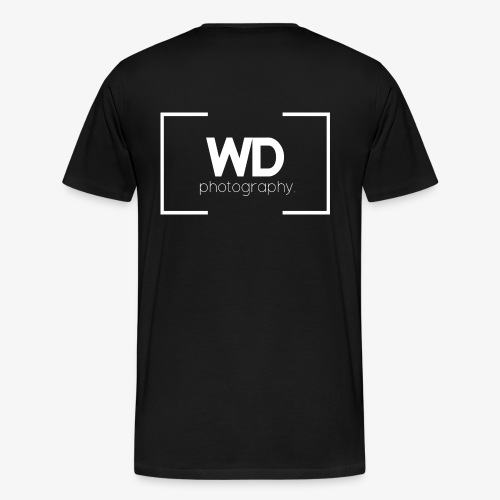 WD Photography - Mannen Premium T-shirt