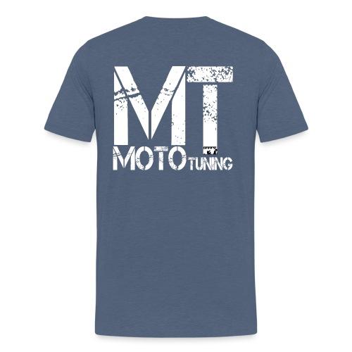 MotoTuning Logo - Men's Premium T-Shirt