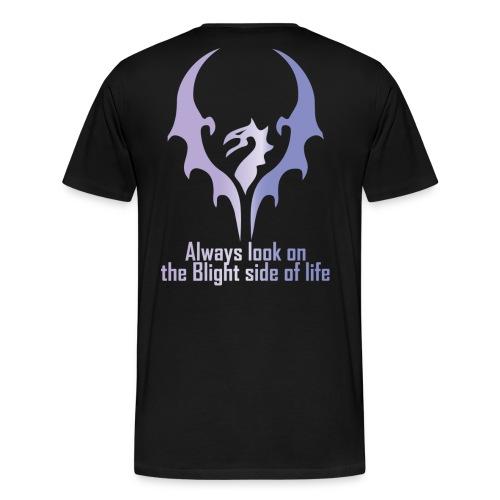 blight png - Men's Premium T-Shirt