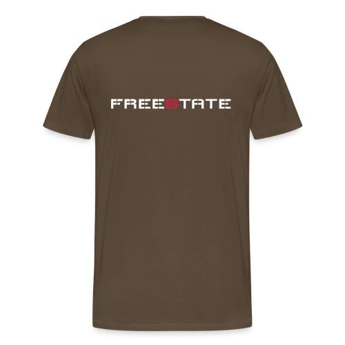 freestate - Männer Premium T-Shirt
