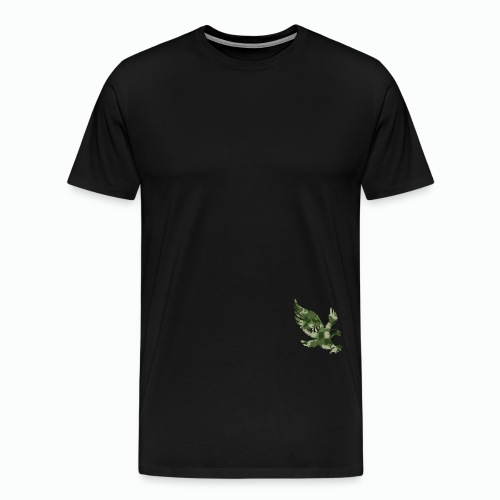 vogelfinal png - Männer Premium T-Shirt