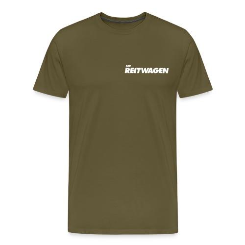 reitwagen - Männer Premium T-Shirt