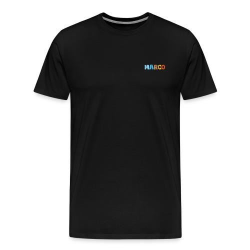 shirt_marco_600dpi - Männer Premium T-Shirt