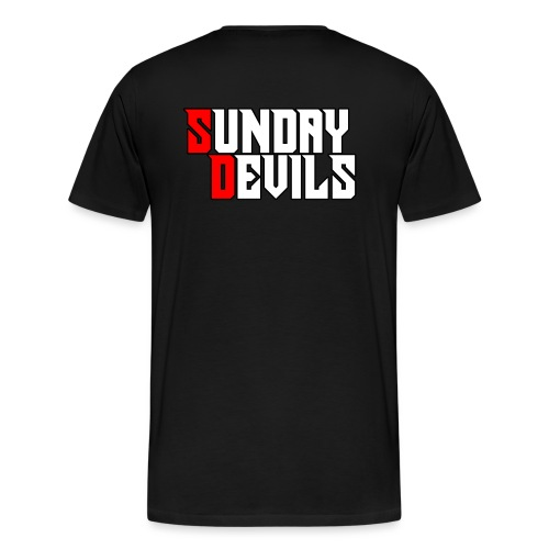 SundayDevils - Mannen Premium T-shirt
