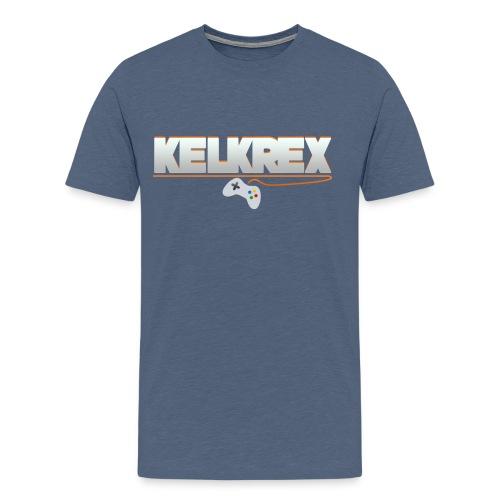 KelkrexLogo png png - Männer Premium T-Shirt