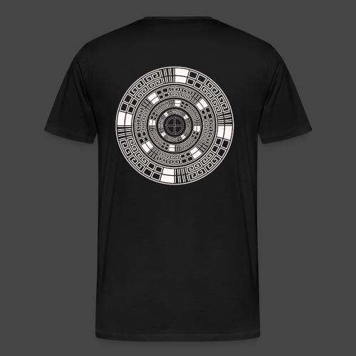 23 spirale tekno - T-shirt Premium Homme