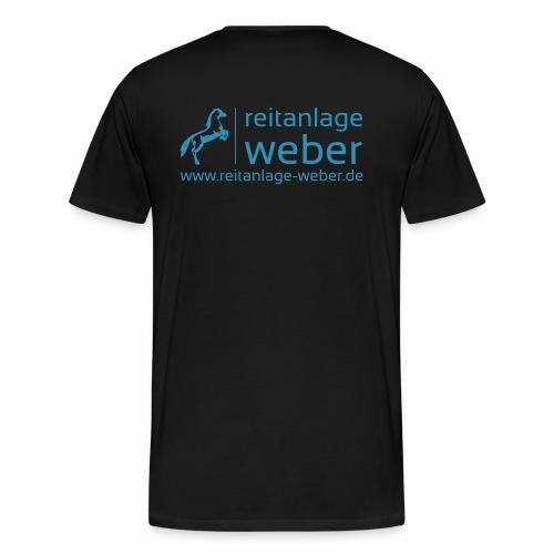 logo 20cm www konvertiert - Männer Premium T-Shirt