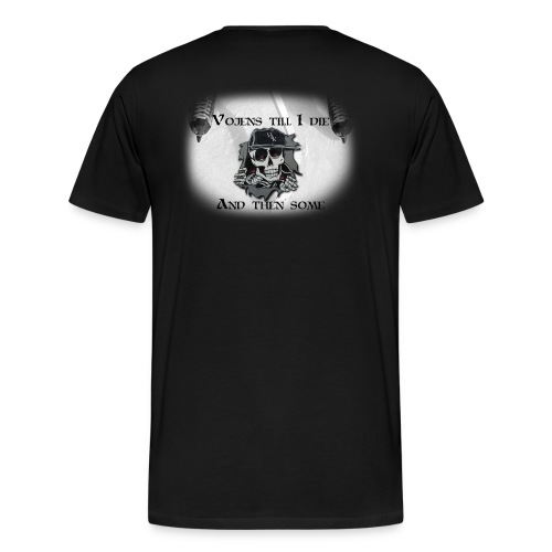 and then some png - Men's Premium T-Shirt