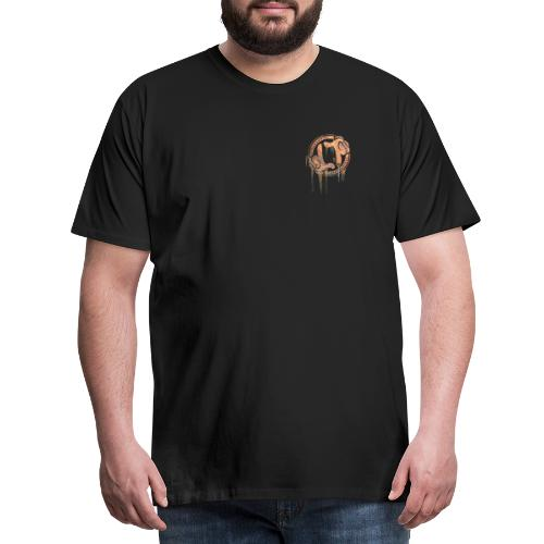 LT logo rusty - Men's Premium T-Shirt