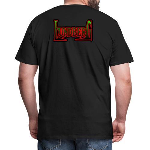 TheLundberg - Premium-T-shirt herr