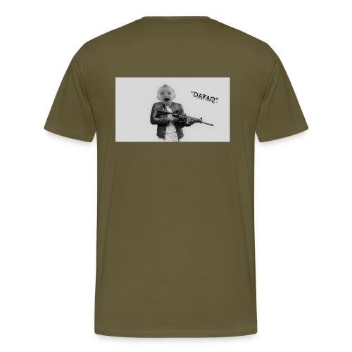 Sov Mina Små Älsklingar - Premium-T-shirt herr
