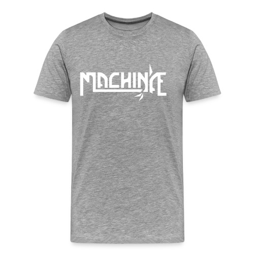 machinakugg3Black - Men's Premium T-Shirt