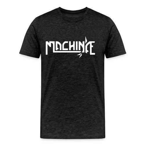 machinakugg3Black - Men's Premium T-Shirt