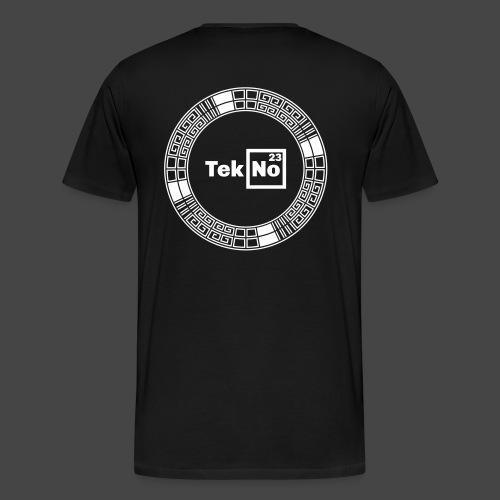 TEKNO 23 tours - T-shirt Premium Homme
