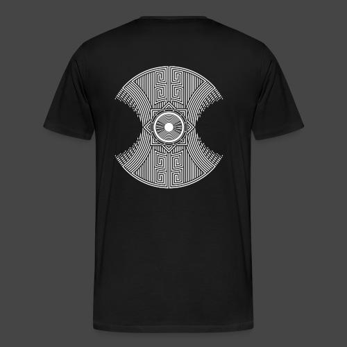 spirale Maya - T-shirt Premium Homme