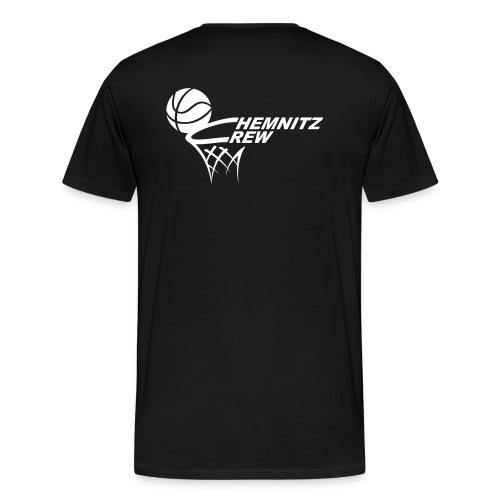 Logo ChemnitzCrew - Männer Premium T-Shirt