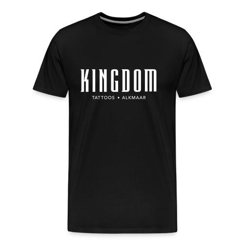 kt text payoff - Mannen Premium T-shirt