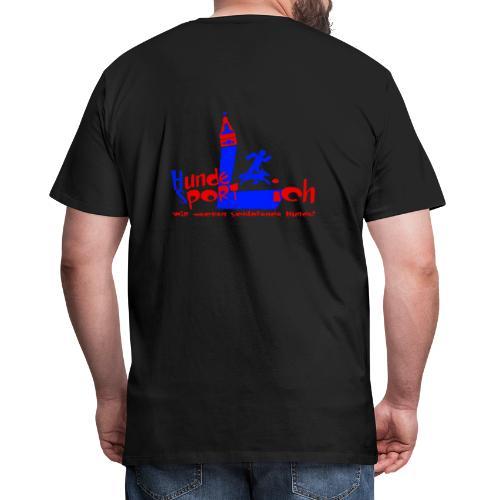 HundesportLich e.V. - Männer Premium T-Shirt