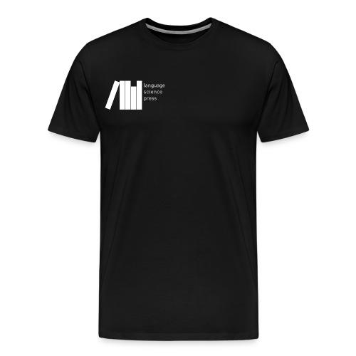 logo weiss png - Men's Premium T-Shirt