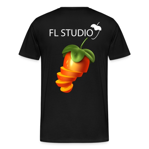 Sliced Sweaty Fruit - Men's Premium T-Shirt