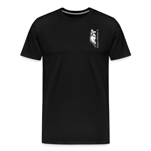 Insane Wolves - Männer Premium T-Shirt