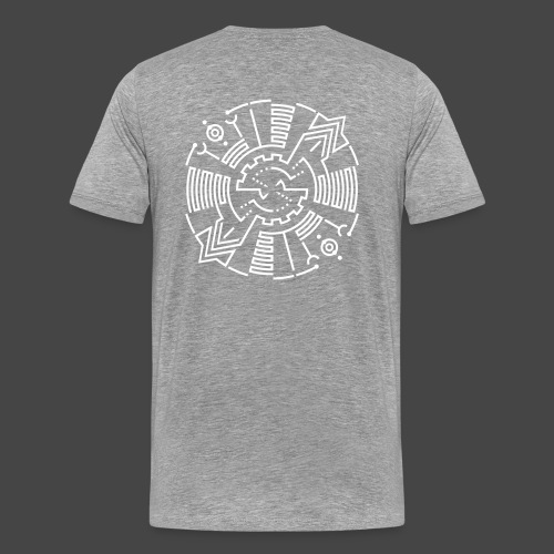 Tekno 23 Spirit - T-shirt Premium Homme