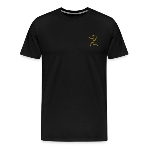 MomixMan Front - Maglietta Premium da uomo