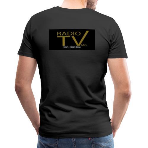 radiotvmg - Männer Premium T-Shirt