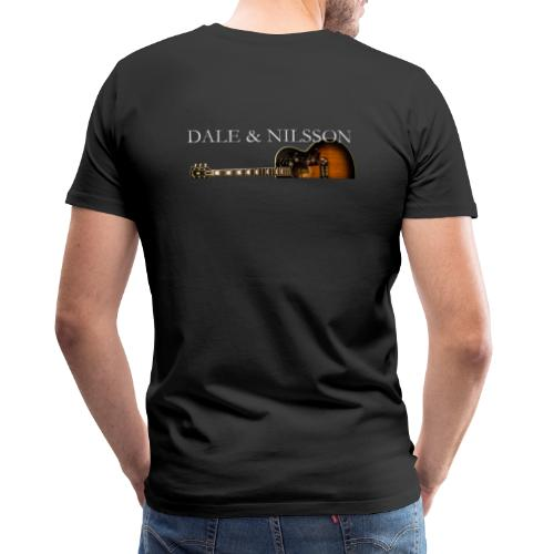 Dale & Nilsson - Herre premium T-shirt