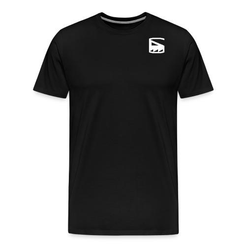 tdLOGO-pixel - Men's Premium T-Shirt