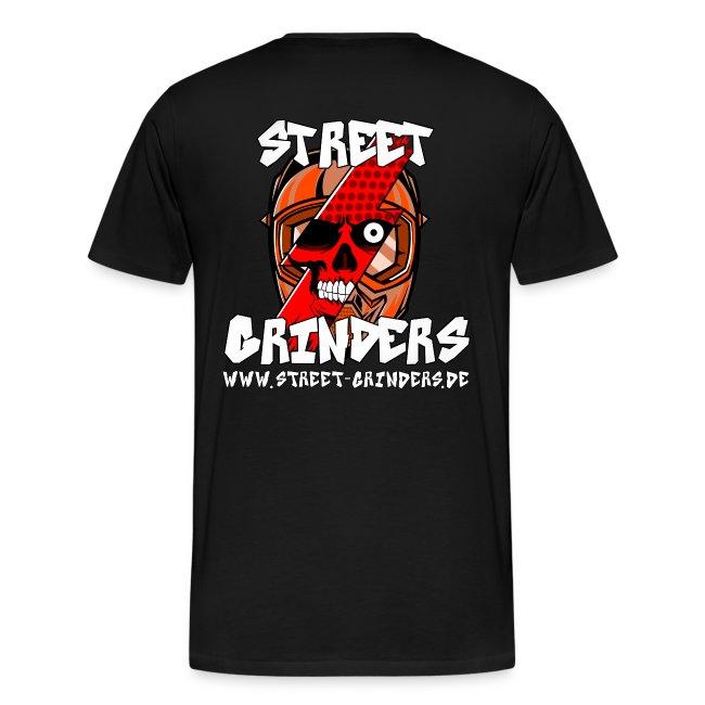 Street Grinders Merch Rot
