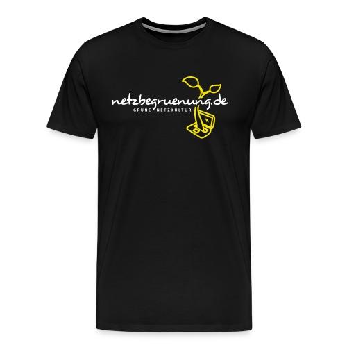 g4129 png - Männer Premium T-Shirt