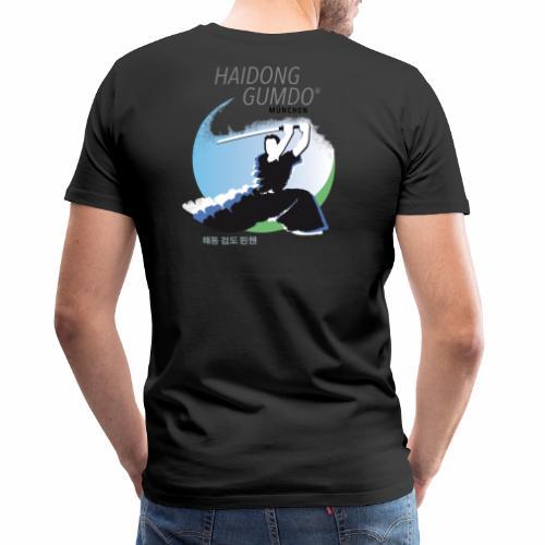 HDGM_Team_b - Männer Premium T-Shirt