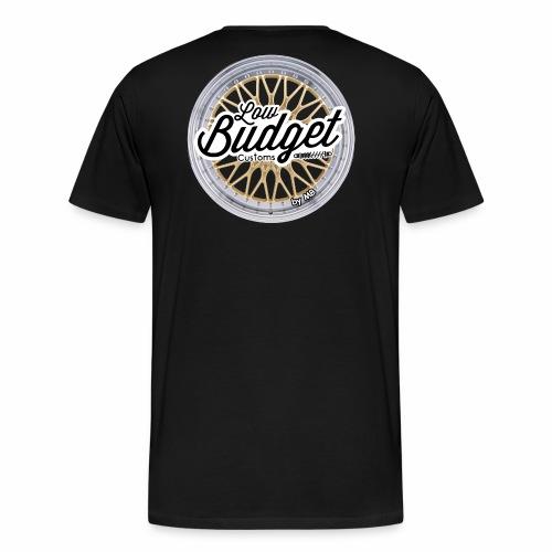 Low Budget Customs - Männer Premium T-Shirt
