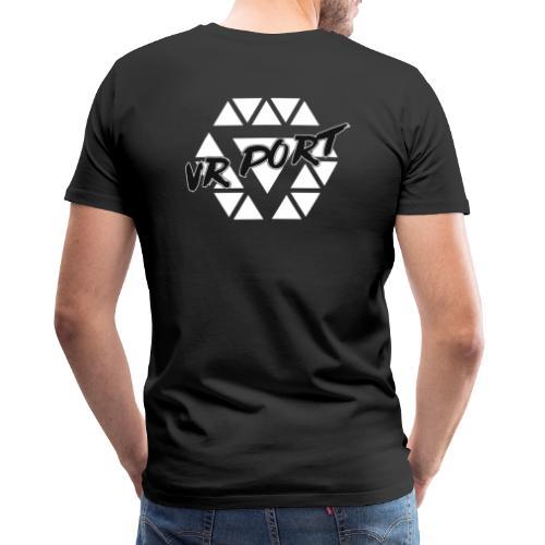 VR PORT Classic - Männer Premium T-Shirt