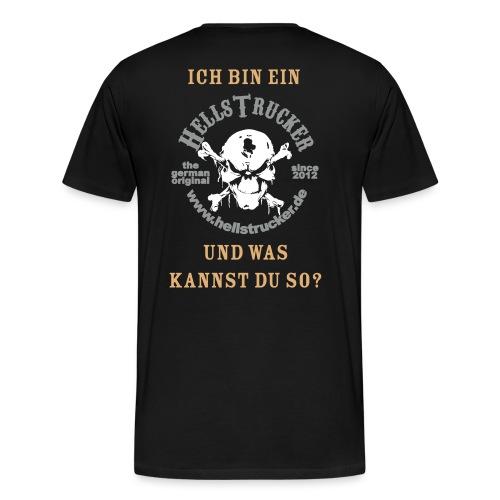 HellsTruckerAktion - Männer Premium T-Shirt