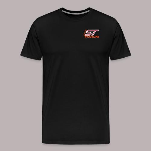 ruecken - Männer Premium T-Shirt